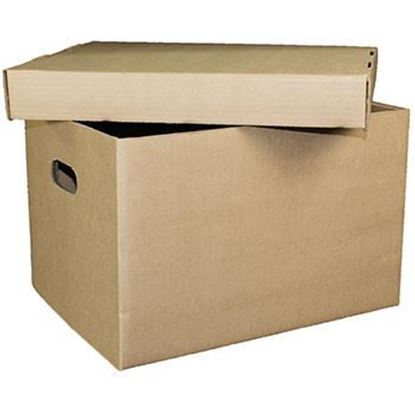 Picture of File Box 15x12x10